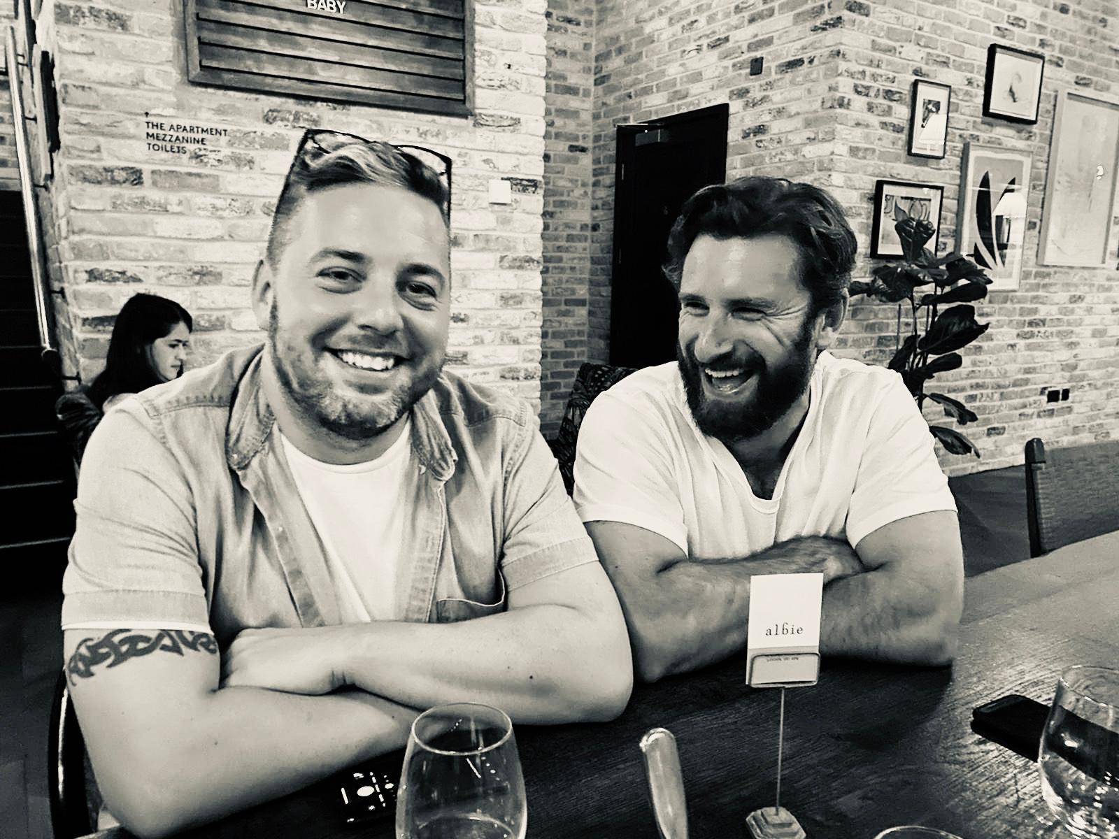 Joe and Elliott